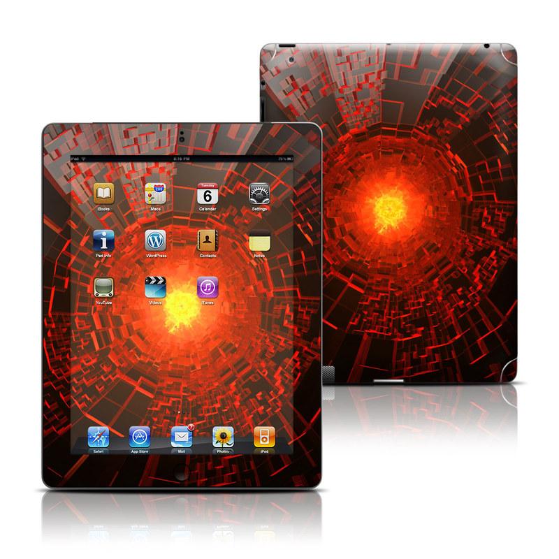 Divisor iPad 3rd & 4th Gen Skin