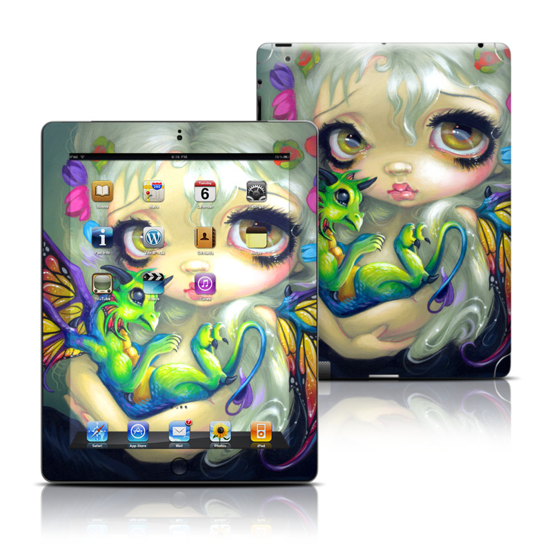 Dragonling Apple iPad Skin