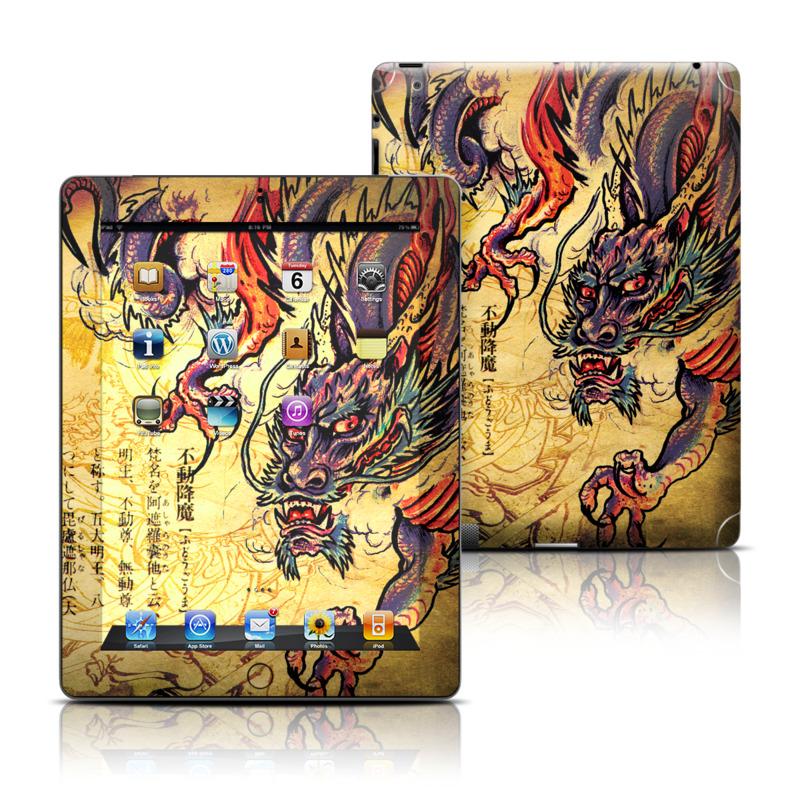 Dragon Legend iPad 3rd & 4th Gen Skin