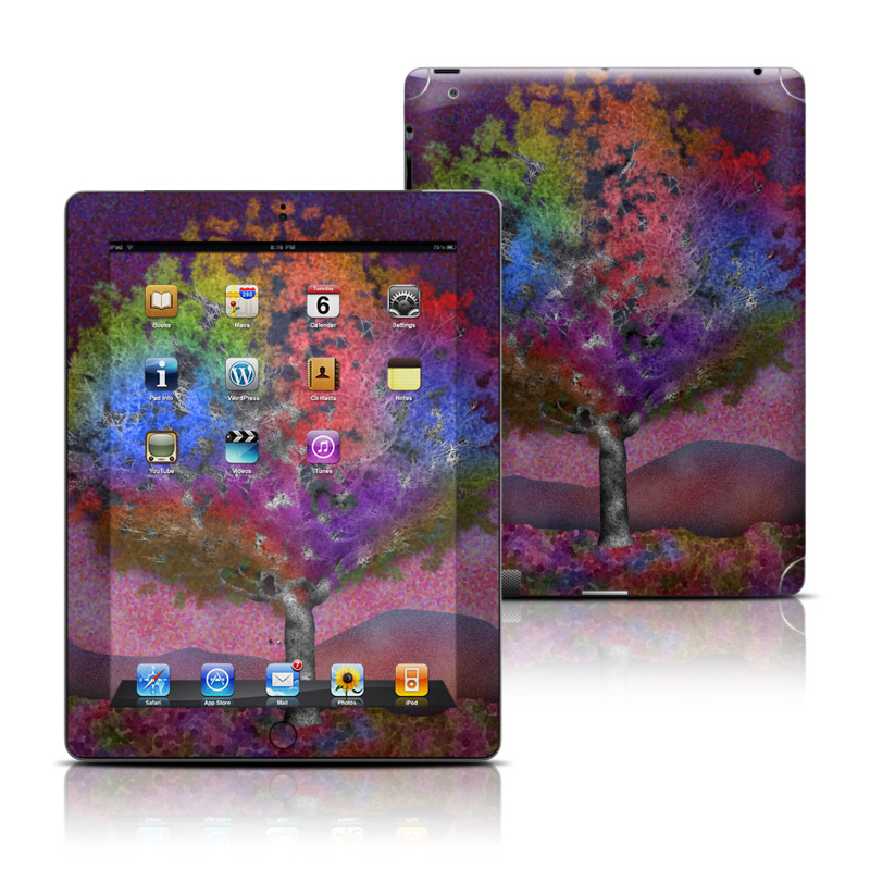 Escape iPad 3rd & 4th Gen Skin