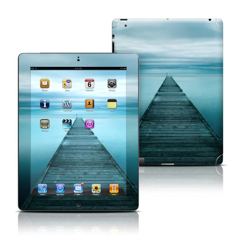 Evening Stillness iPad Skin