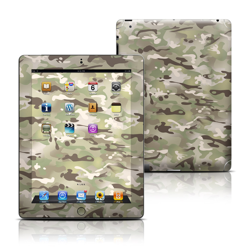 FC Camo iPad 3rd & 4th Gen Skin