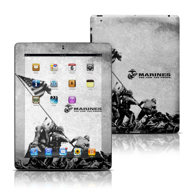 Flag Raise Apple iPad Skin