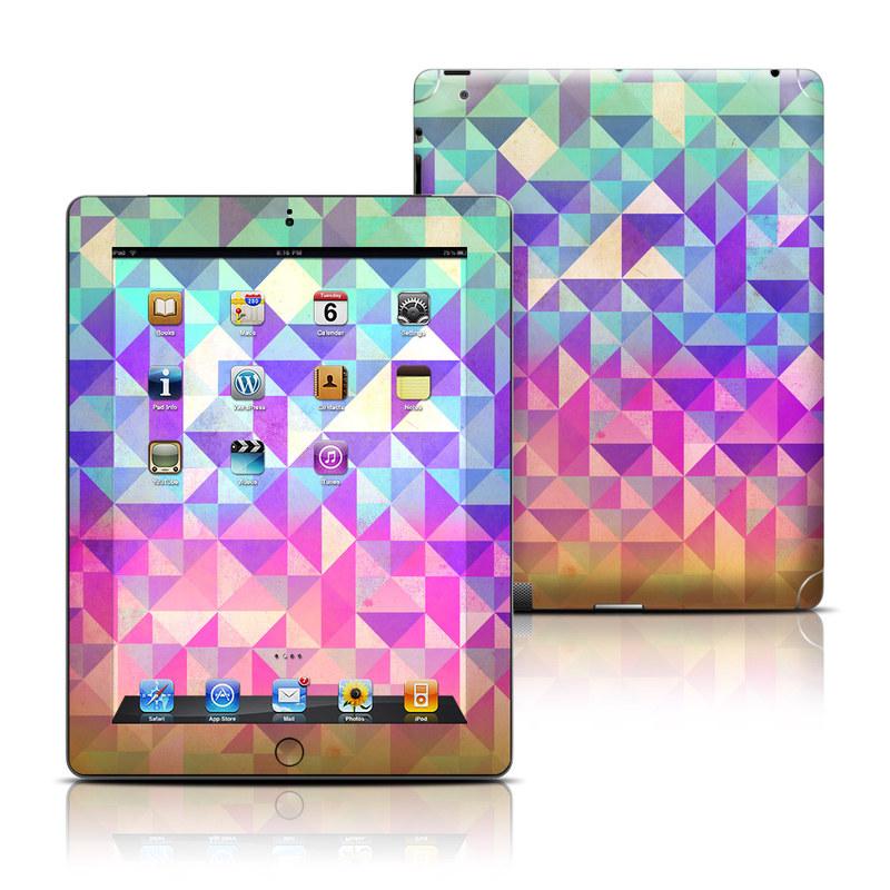 Fragments iPad Skin