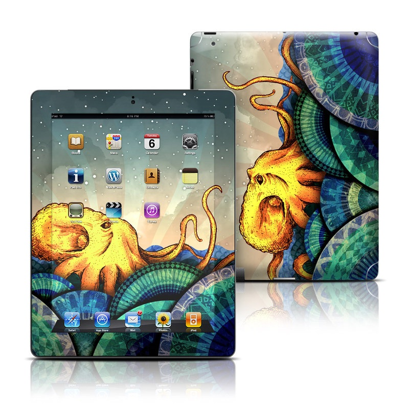 From the Deep iPad 3rd & 4th Gen Skin