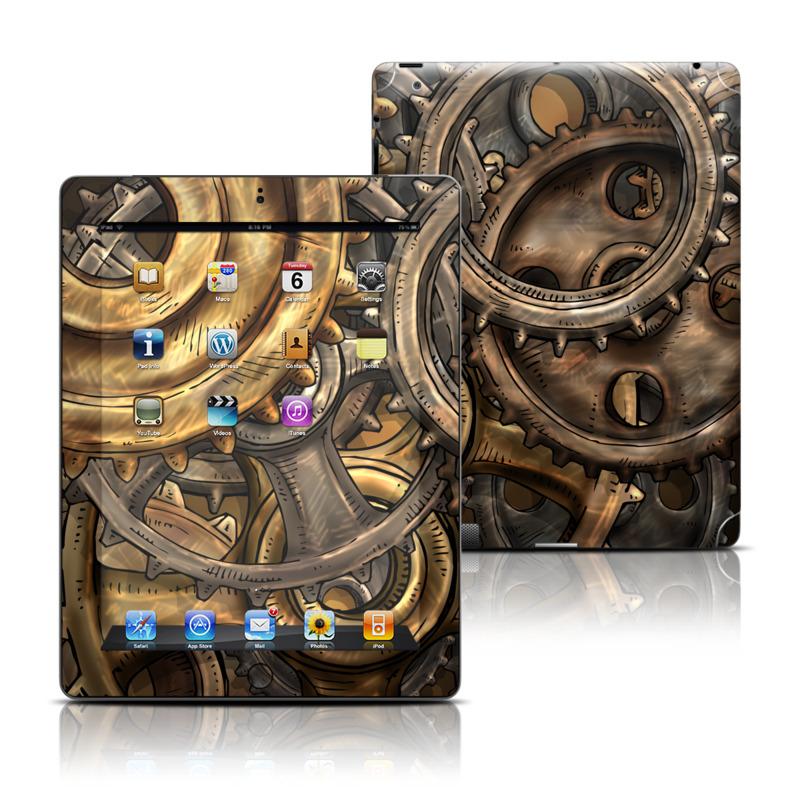 Gears iPad Skin