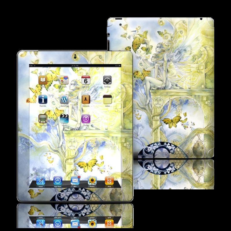 Gemini iPad 3rd & 4th Gen Skin
