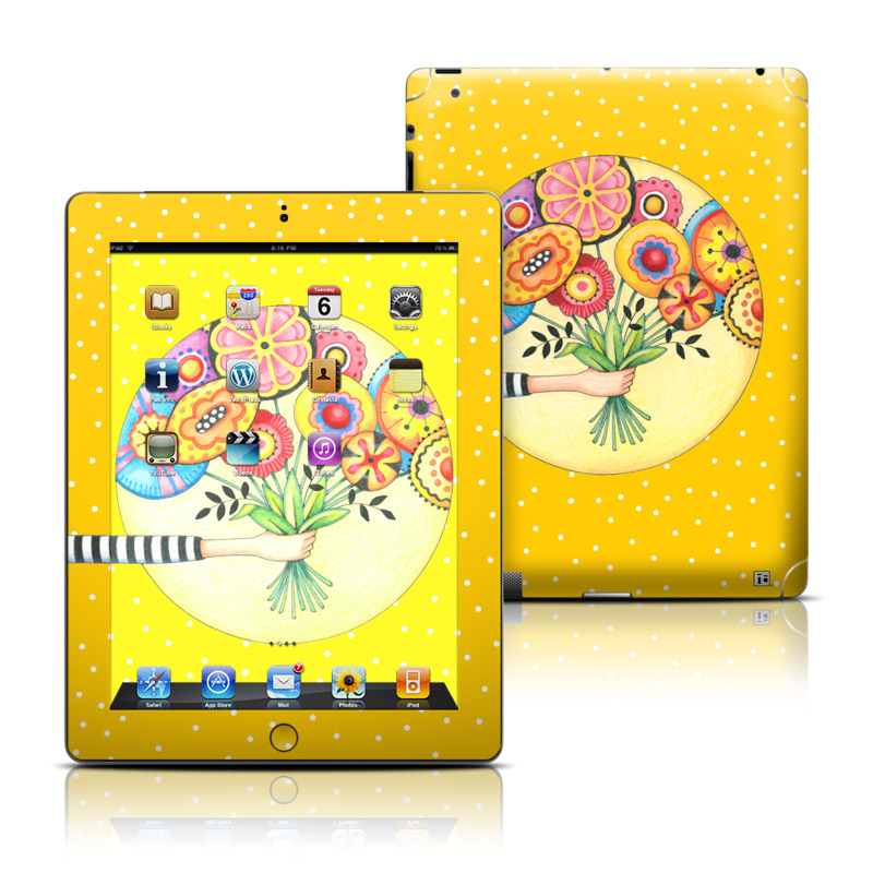 Giving iPad 3rd & 4th Gen Skin