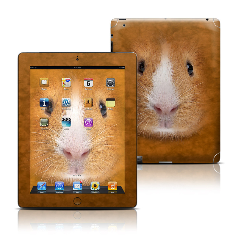 Guinea Pig IPad 3rd & 4th Gen Skin