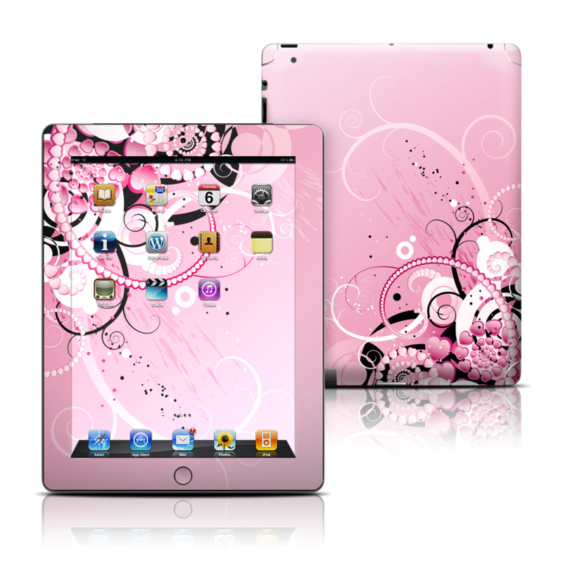 Her Abstraction iPad 3rd & 4th Gen Skin