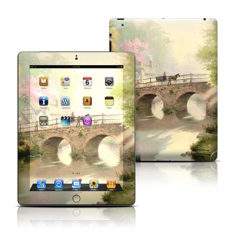 Hometown Bridge Apple iPad Skin