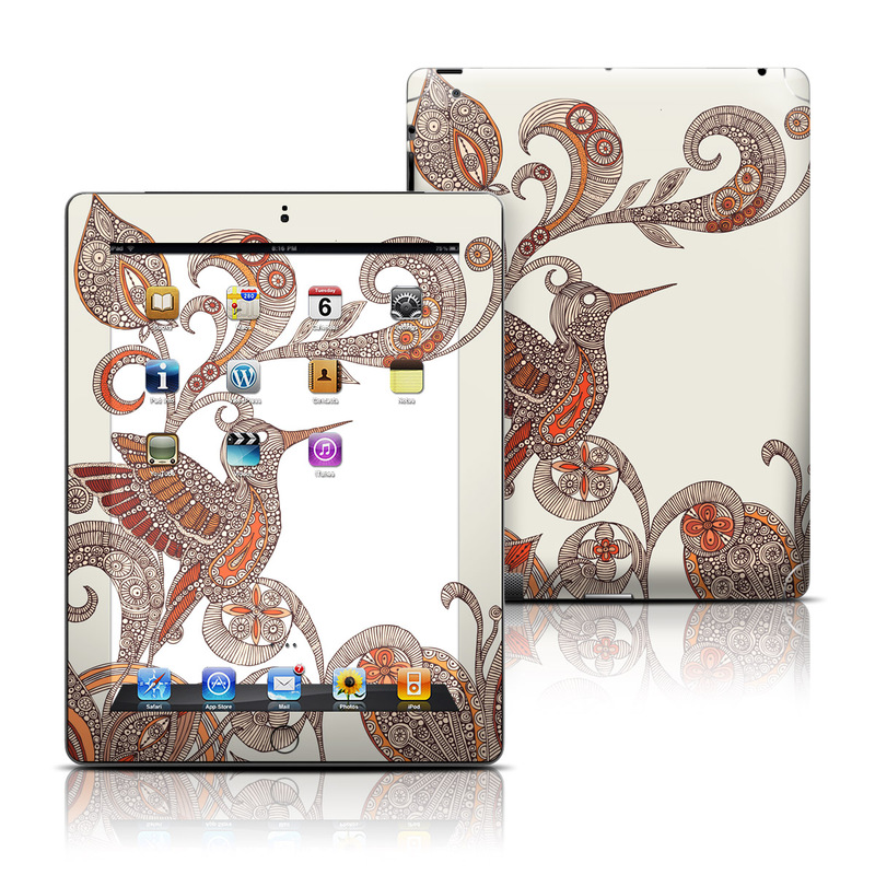 You Inspire Me iPad 3rd & 4th Gen Skin