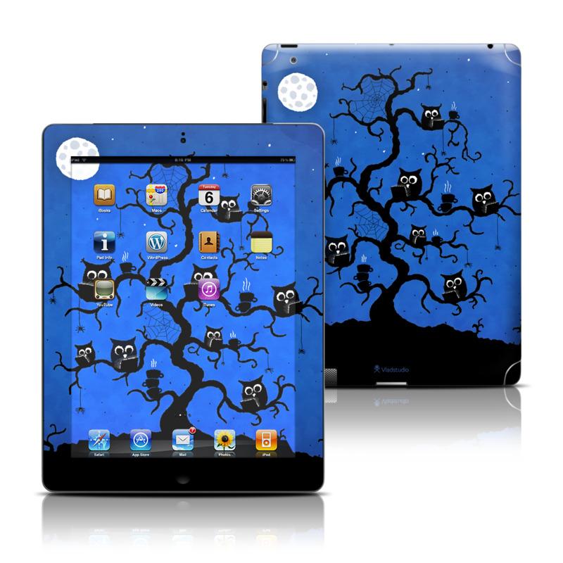 Internet Cafe iPad 3rd & 4th Gen Skin