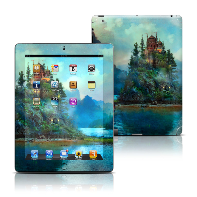 Journey's End Apple iPad Skin