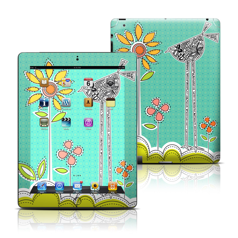 Little Chicken iPad 3rd & 4th Gen Skin