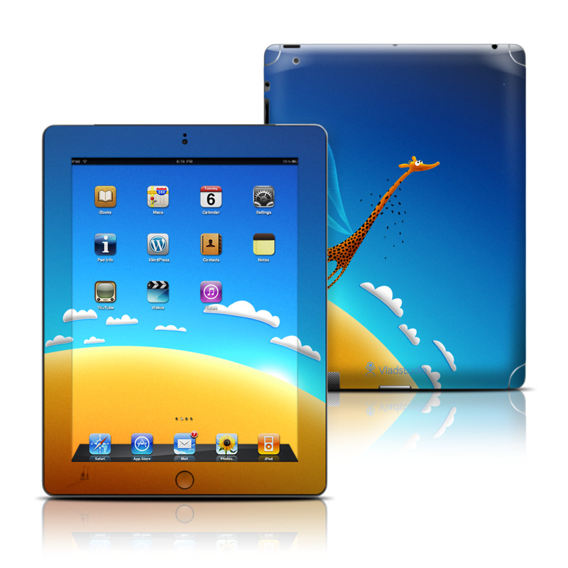 Learn to Fly iPad 3rd & 4th Gen Skin