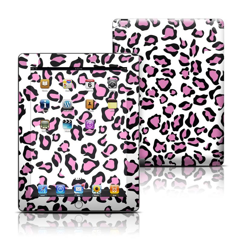 Leopard Love iPad Skin