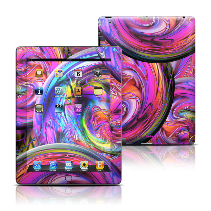 Marbles iPad 3rd & 4th Gen Skin