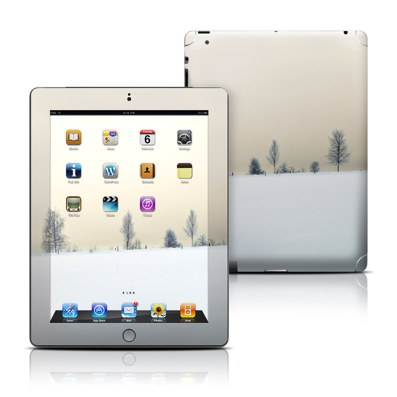 Melancholy iPad 3rd & 4th Gen Skin