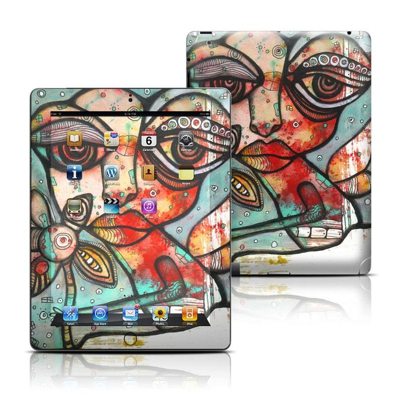 Mine iPad Skin