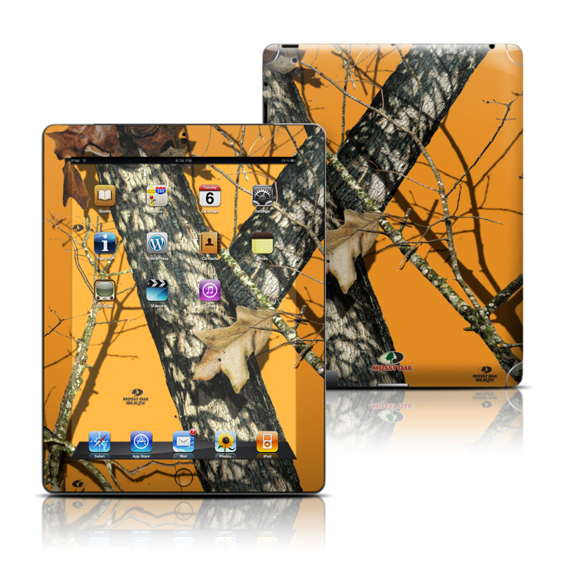 Blaze Apple iPad Skin