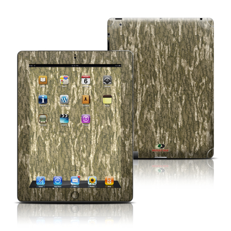 New Bottomland iPad Skin