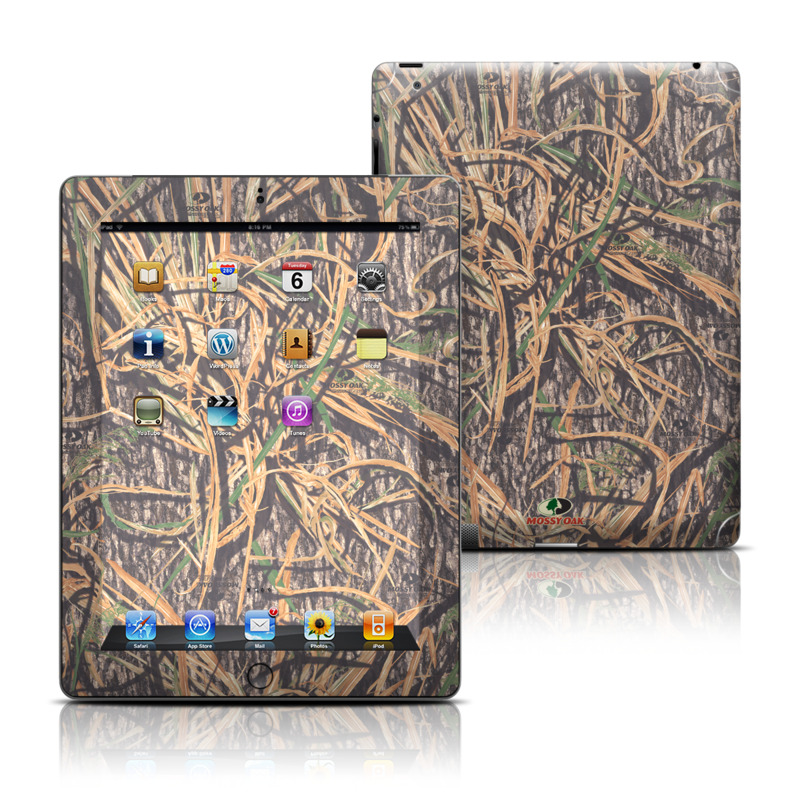 New Shadow Grass Apple iPad Skin