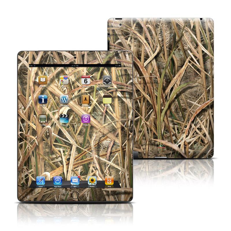 Shadow Grass Blades iPad Skin