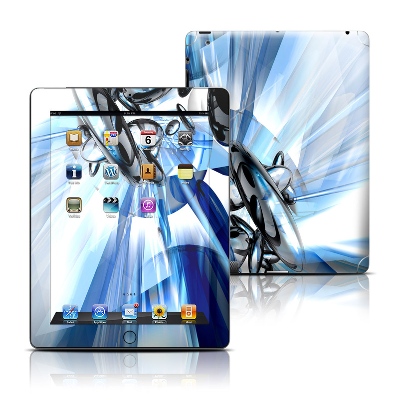 Cobalt Nexus Apple iPad Skin