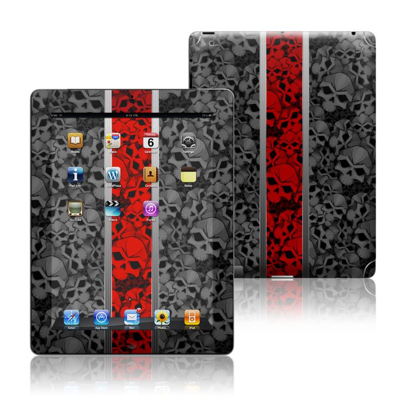 Nunzio iPad 3rd & 4th Gen Skin