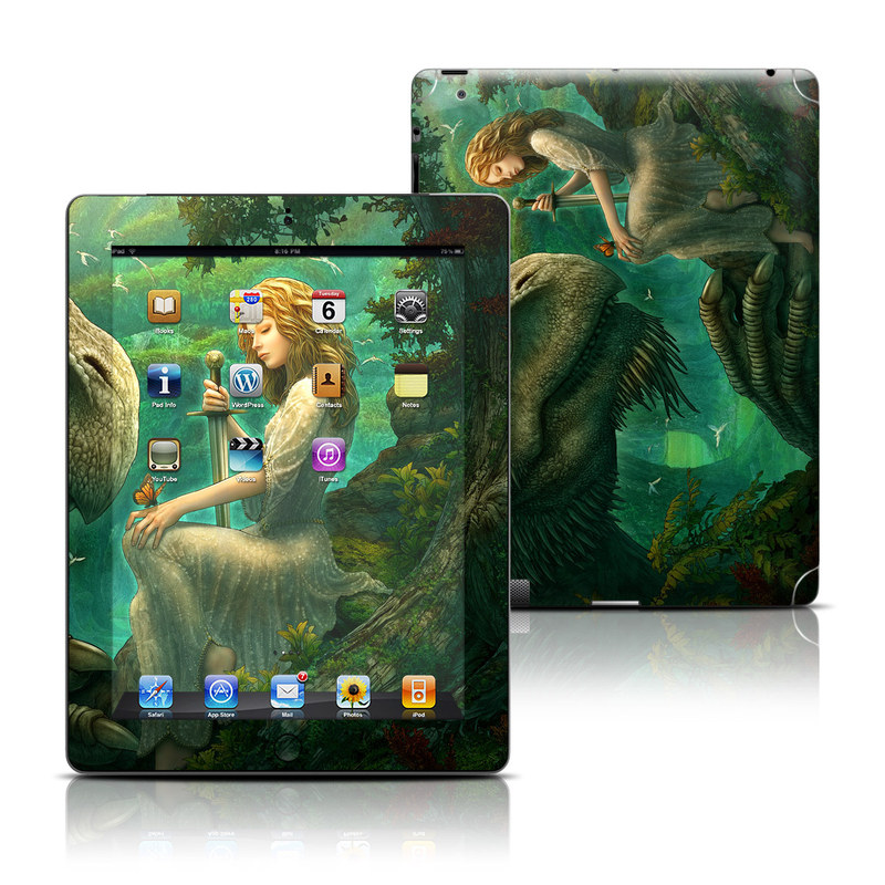 Playmates iPad 3rd & 4th Gen Skin