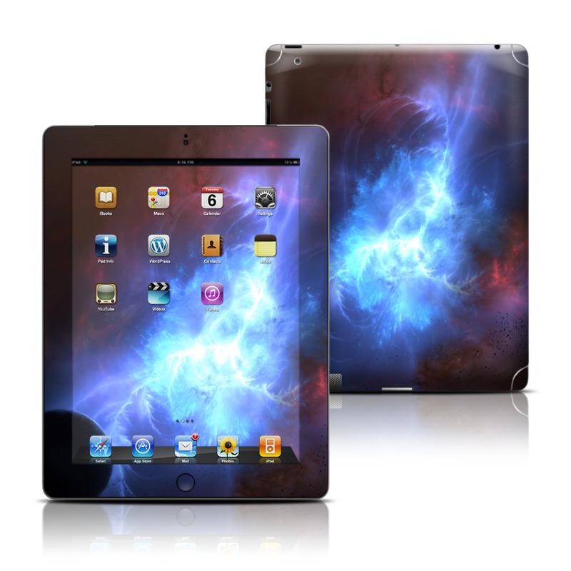 Pulsar iPad Skin