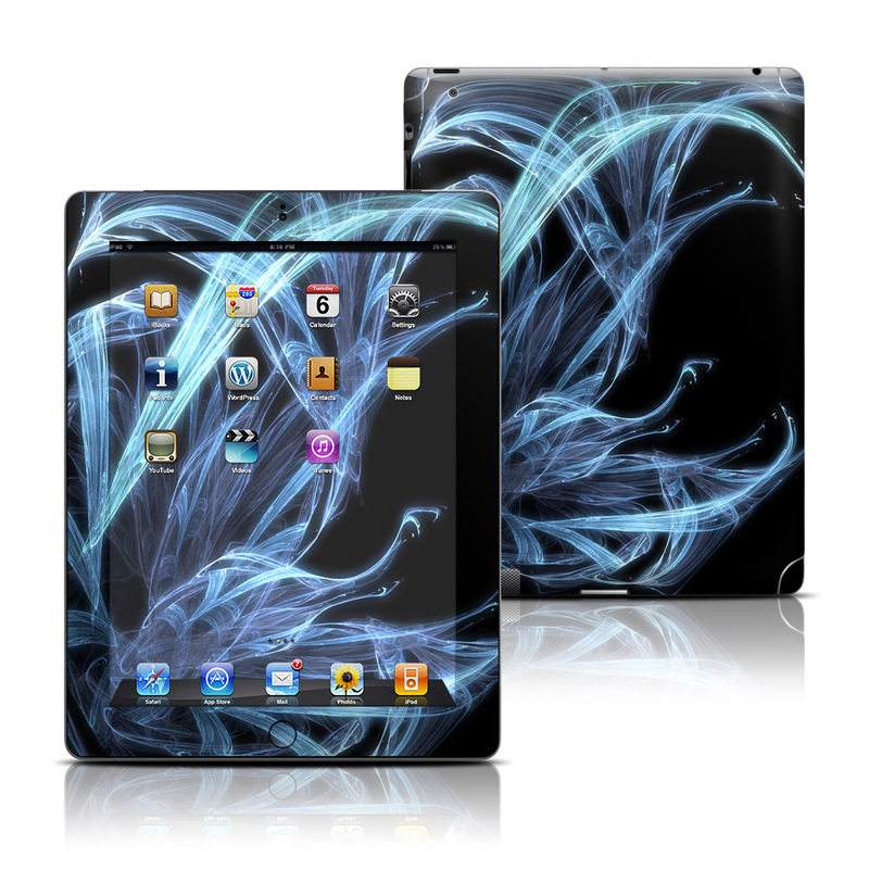 Pure Energy iPad 3rd & 4th Gen Skin
