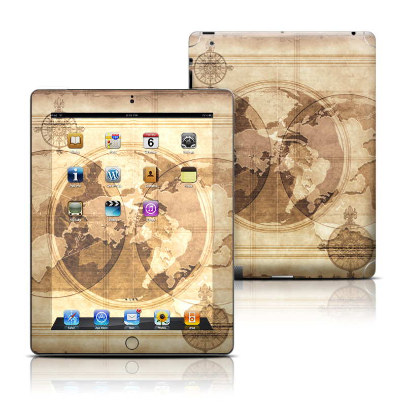 Quest iPad 3rd & 4th Gen Skin