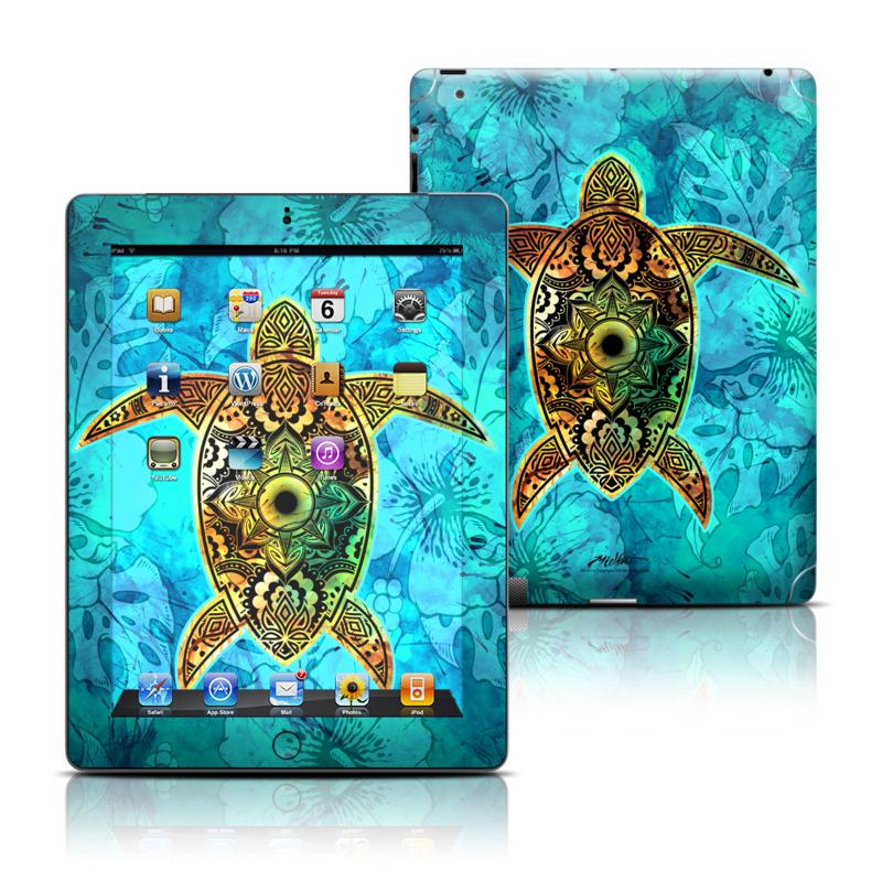 Sacred Honu iPad 3rd & 4th Gen Skin