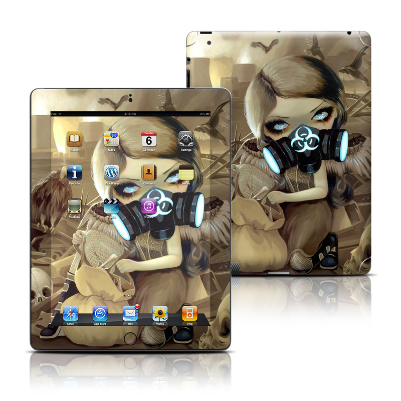 Scavengers iPad 3rd & 4th Gen Skin