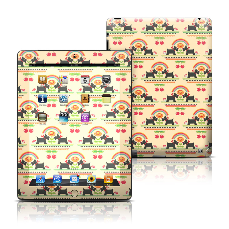 Scotties iPad 3rd & 4th Gen Skin