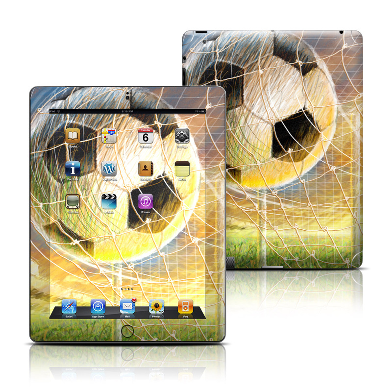 Soccer iPad 3rd & 4th Gen Skin