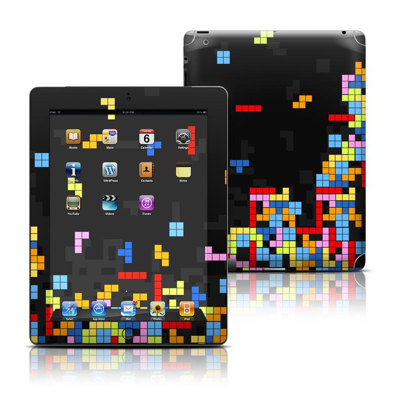 Tetrads iPad 3rd & 4th Gen Skin