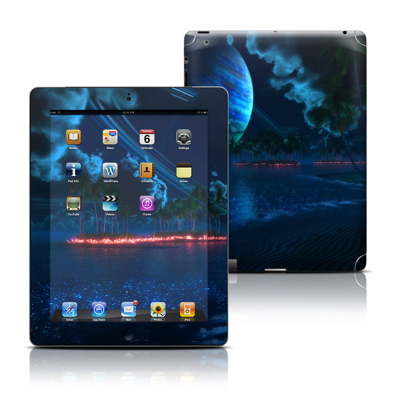 Thetis Nightfall iPad 3rd & 4th Gen Skin