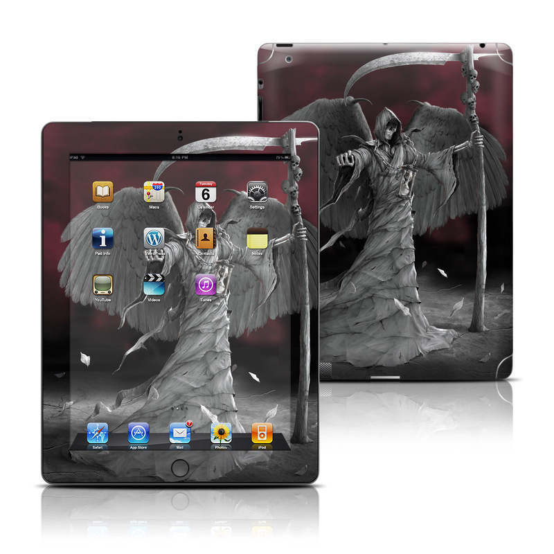 Time is Up iPad 3rd & 4th Gen Skin