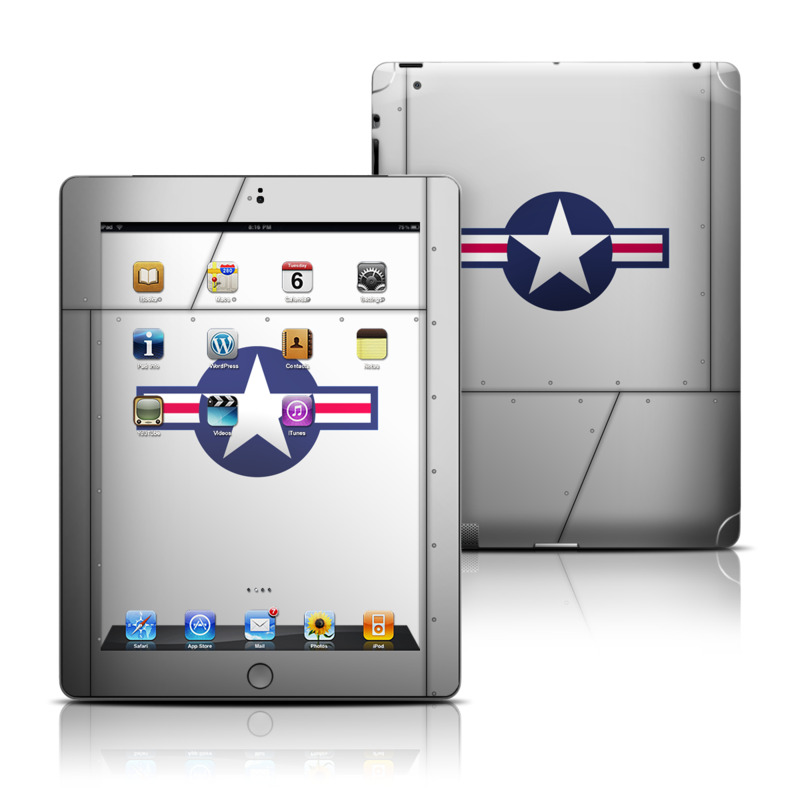 Wing iPad 3rd & 4th Gen Skin