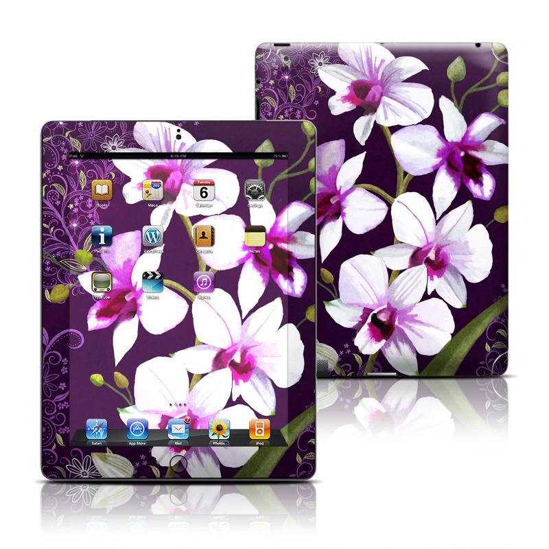 Violet Worlds Apple iPad Skin