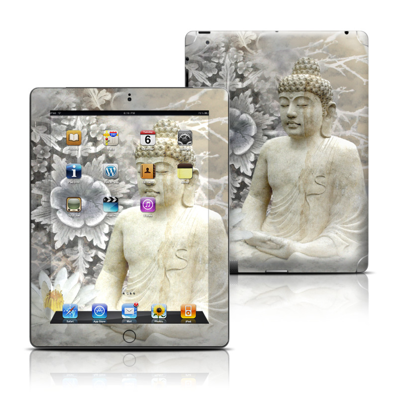 Winter Peace Apple iPad Skin