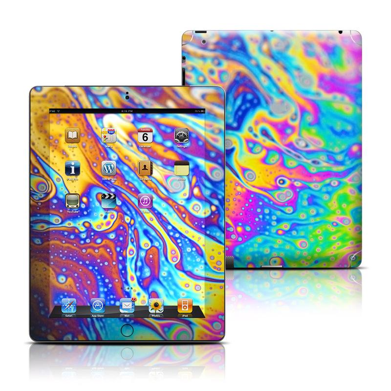 World of Soap iPad 3rd & 4th Gen Skin