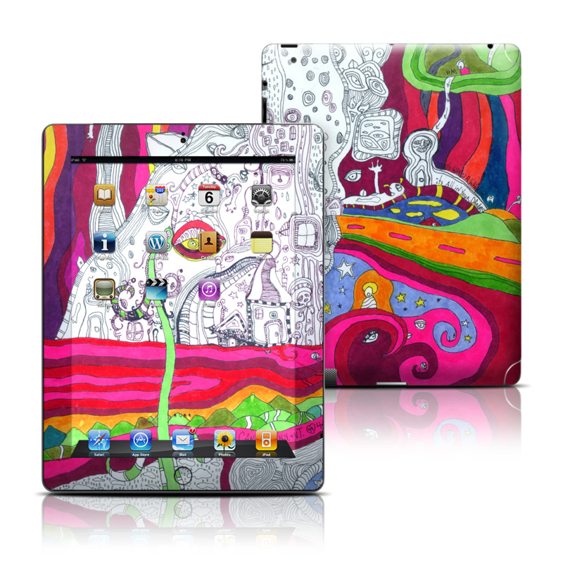 In Your Dreams Apple iPad Skin