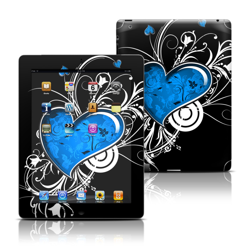 Your Heart Apple iPad Skin