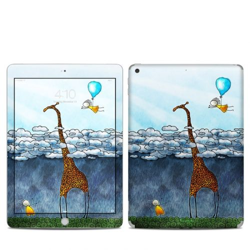 Above The Clouds iPad 5th Gen Skin