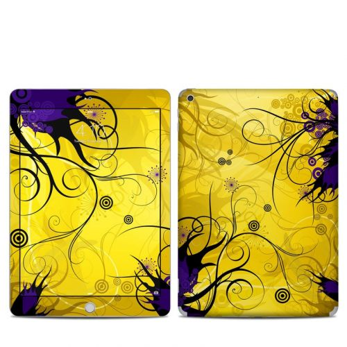 Chaotic Land iPad 5th Gen Skin