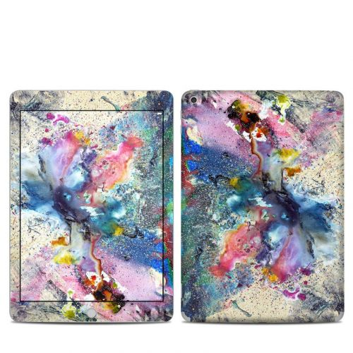 Cosmic Flower iPad 5th Gen Skin